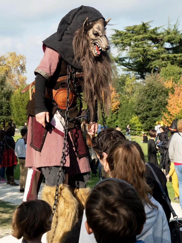 Halloween 2017 bel échassier