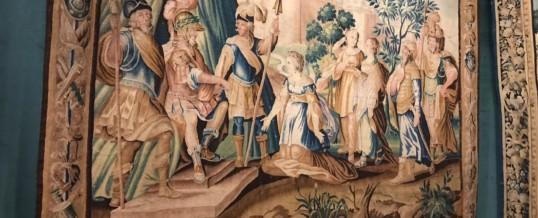 Journées du Patrimoine : mascaret et collection de tapisseries
